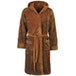 Star Wars Ewok Hooded Adult Fleece Bathrobe - Image 2
