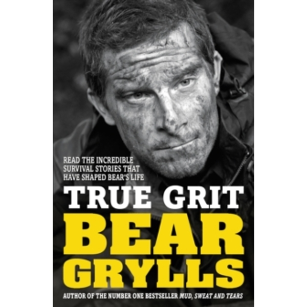 True Grit Junior Edition by Bear Grylls (Paperback, 2014)