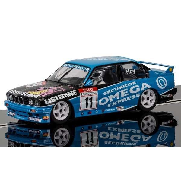 BMW E30 M3 Will Hoy 1:32 Scalextric Classic Touring Car