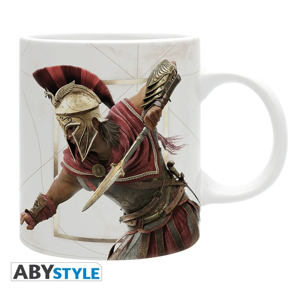 Assassin's Creed - Alexios Mug