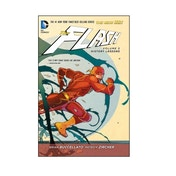 DC Comics The Flash Volume 5  History Lessons the New 52 Paperback