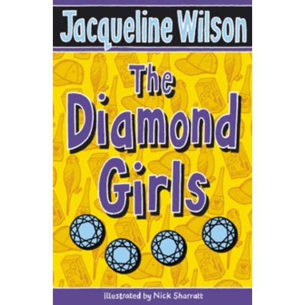 The Diamond Girls by Jacqueline Wilson (Paperback, 2007)