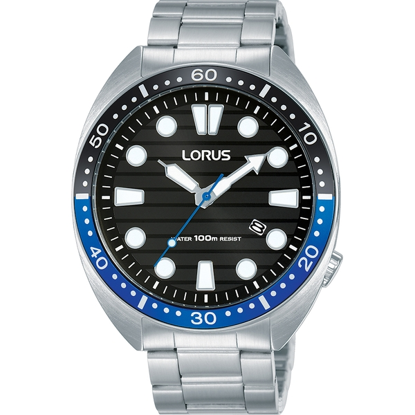 Lorus RH921LX9 Mens Sports Bracelet Watch