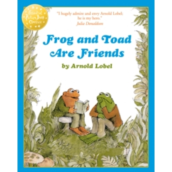 Frog and Toad are Friends (Frog and Toad) by Arnold Lobel (Paperback, 2012)