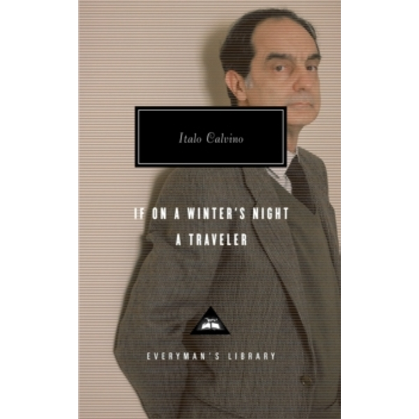 If On A Winter's Night A Traveller by Italo Calvino (Hardback, 1993)