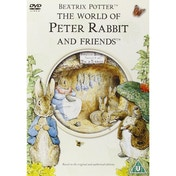 Beatrix Potter - The World of Peter Rabbit & Friends DVD