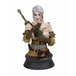 Ciri Playing Gwent Witcher 3 Wild Hunt Bust - Image 2