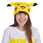 Pokemon Beanie Pikachu (Yellow)