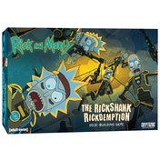 Rick and Morty The Rickshank Rickdemption Deck-Building Game