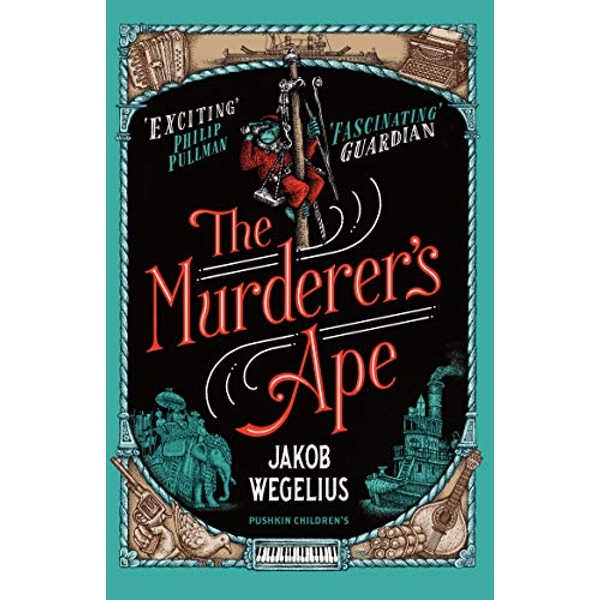 The Murderer's Ape  Paperback / softback 2018