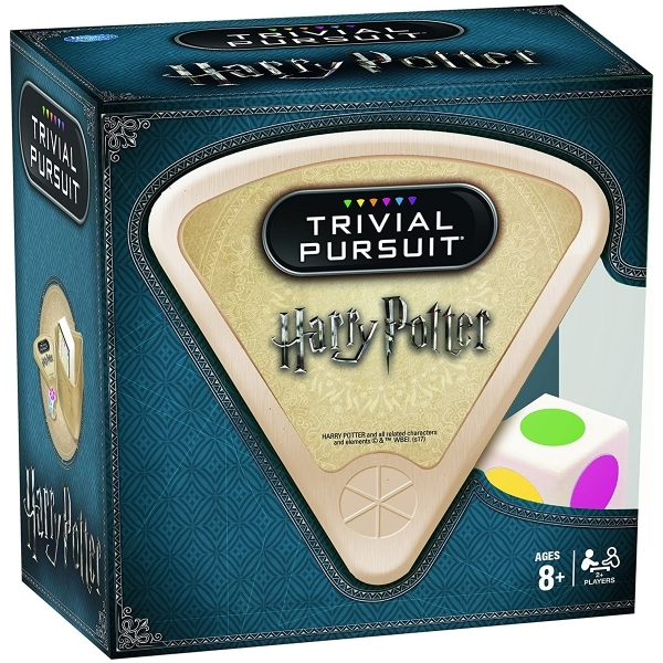 Ex-Display Trivial Pursuit Harry Potter Board Game Used - Like New