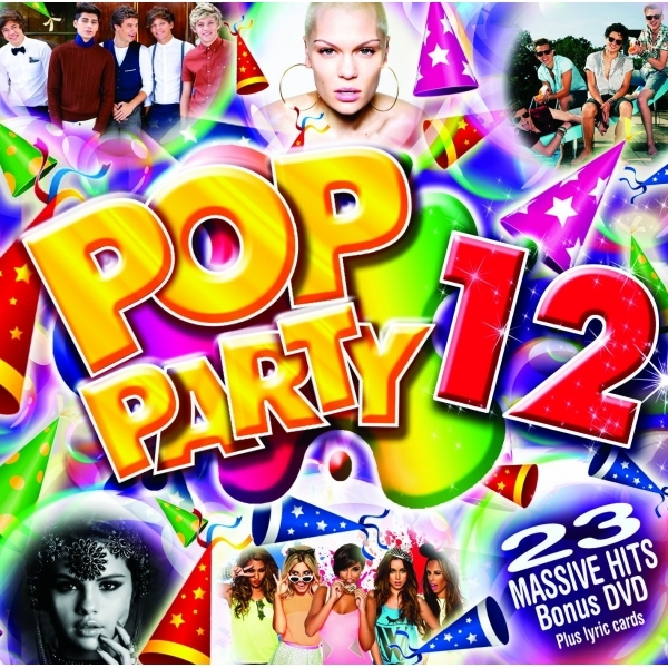 Pop Party 12 CD