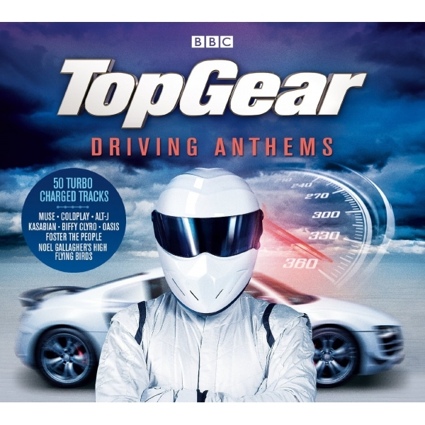 Various Artists - Top Gear Driving Anthems 3 CD