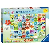 Alphablocks Giant Floor 24 Piece Jigsaw Puzzle