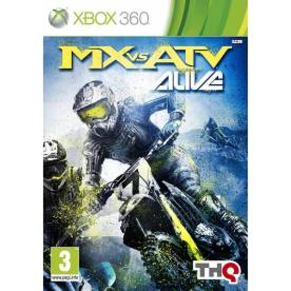 MX Vs ATV Alive Game Xbox 360 - Image 1