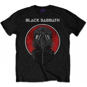 Black Sabbath Live 14 Men's Medium T-Shirts - Black