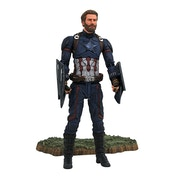 Marvel Select (Avengers Infinity War) Captain America Diamond Action Figure