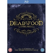 Deadwood 1-3 The Ultimate Collection Blu-ray