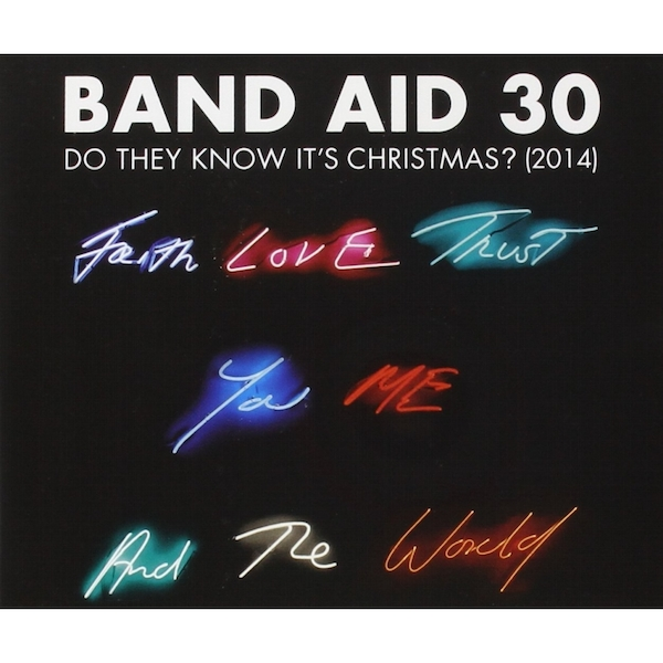 Band Aid 30 - Do They Know It's Christmas? (Single)