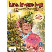 Mrs Brown's Boys Christmas Surprises DVD