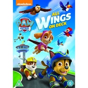 Paw Patrol: All Wings On Deck DVD