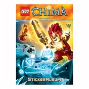 Lego Chima Sticker Starter Pack