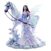 Winter Wings Fairy Figurine By Nene Thomas
