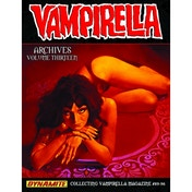 Vampirella Archives Volume 13 Hardcover