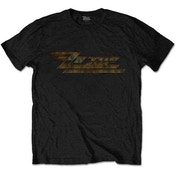 ZZ Top - Twin Zees Vintage Men's Small T-Shirt - Black