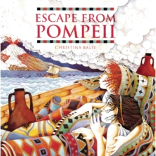 Escape from Pompeii Paperback