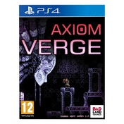 Axiom Verge PS4 Game