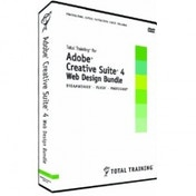 Total Training for Adobe CS4 Web Design Bundle Dreamweaver Flash and Photoshop Extended
