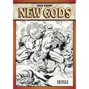 Jack Kirby's  New Gods Artists Edition Hardcover