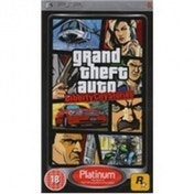 Grand Theft Auto Liberty City Stories Game (Platinum) PSP