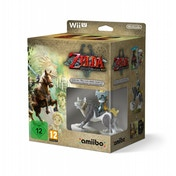 The Legend of Zelda Twilight Princess HD (with Wolf Link Amiibo and Soundtrack CD)