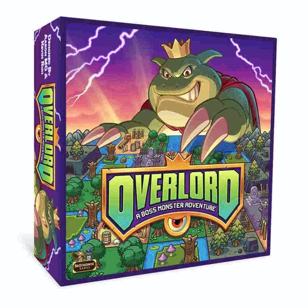 Overlord: A Boss Monster Adventure Board Game