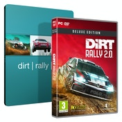 Dirt Rally 2.0 Deluxe Edition PC Game + Steelbook