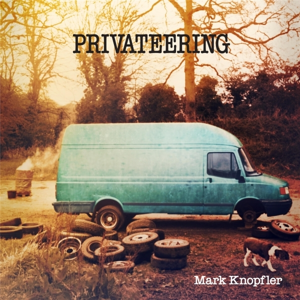 Mark Knopfler Privateering CD
