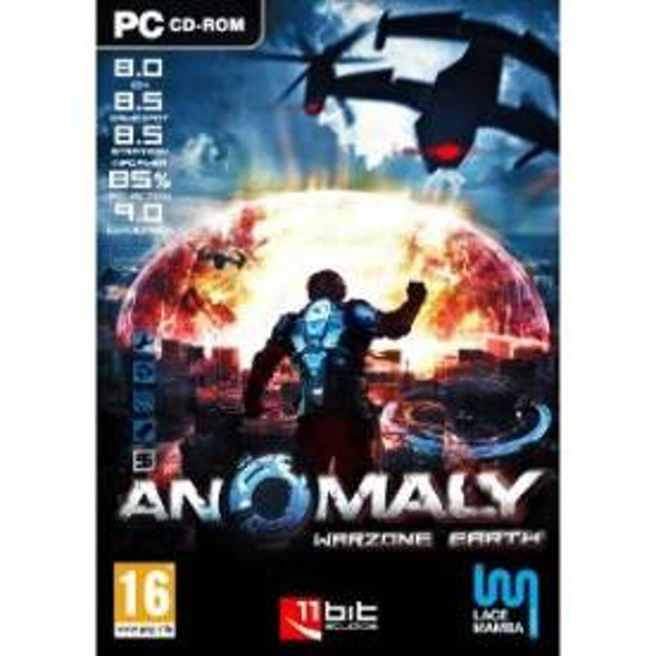 Anomaly Warzone Earth Game PC