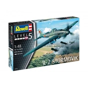 IL-2 Stormovik 1:48 Revell Model Kit