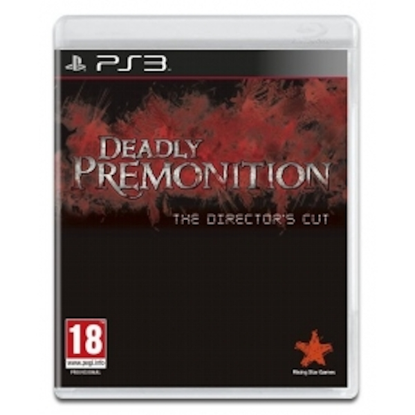 Deadly Premonition Directors Cut (Move Compatible) Game PS3
