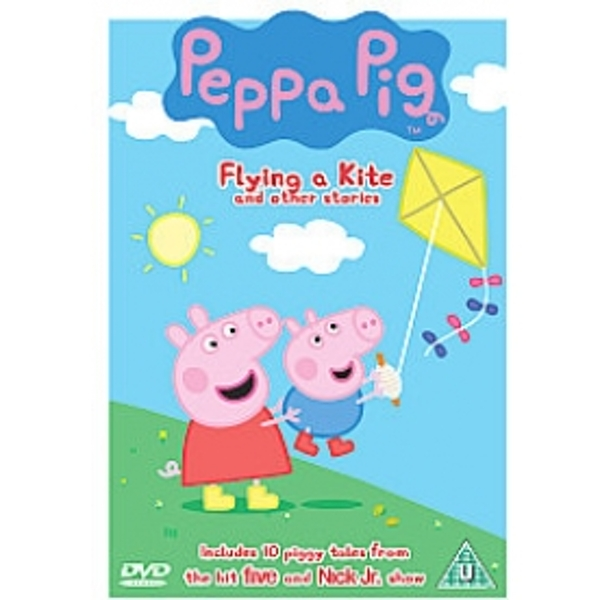 Peppa Pig Flying A Kite And Other Stories DVD