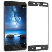 Nokia 8 Tempered Glass Screen Protector - Clear