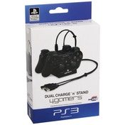 PS3 Officially Licensed 4Gamers Dual Charge Stand