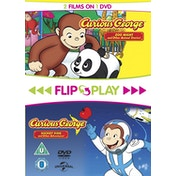 Curious George: Zoo Night & Rocket Ride DVD