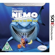 Finding Nemo Escape To The Big Blue Game 3DS