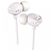 JVC HAFX103MW Xtreme Xplosives In Ear Headphones with Mic & Remote White