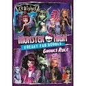 Monster High Freaky Fab Double 13 Wishes & Ghouls Rule DVD