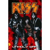 Kiss Volume 4: Unholy War