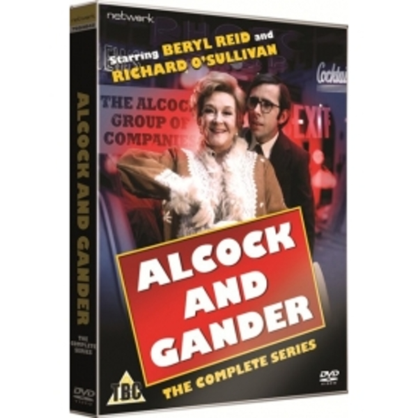 Alcock And Gander The Complete Series DVD